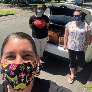 Volunteers in NW Oregon